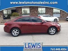 Buy a used 2015 Chevrolet Cruze 1LT Auto Sedan in Lafayette IN