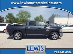 Buy a used 2017 Ram 1500 Big Horn Truck Crew Cab in Lafayette IN