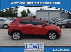 Buy a used 2015 Chevrolet Trax in Lafayette IN