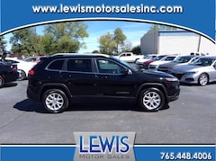 Buy a used 2017 Jeep Cherokee in Lafayette IN