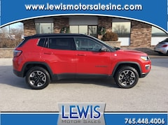 Buy a used 2017 Jeep New Compass in Lafayette IN
