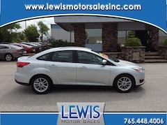 Buy a used 2017 Ford Focus in Lafayette IN