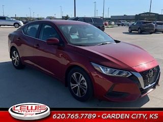 New 2020 Nissan Sentra SV Sedan for sale in Dodge City, KS