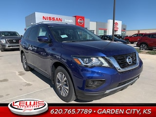 New or Used 2020 Nissan Pathfinder S SUV for sale in Hays, KS