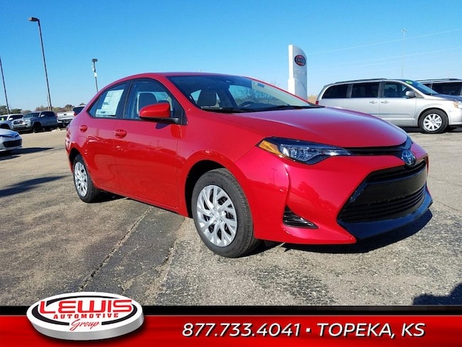 New 2019 Toyota Corolla LE Sedan | Hays, Dodge City & Garden City