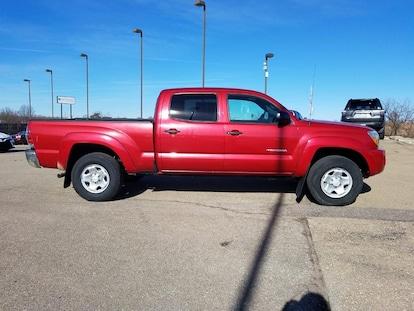 Used 2009 Toyota Tacoma Truck Double-Cab | Used Car Dealerships Hays, Dodge  City & Garden City KS