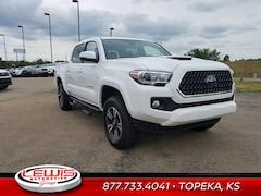 New 2018 Toyota Tacoma TRD Sport V6 Truck Double Cab