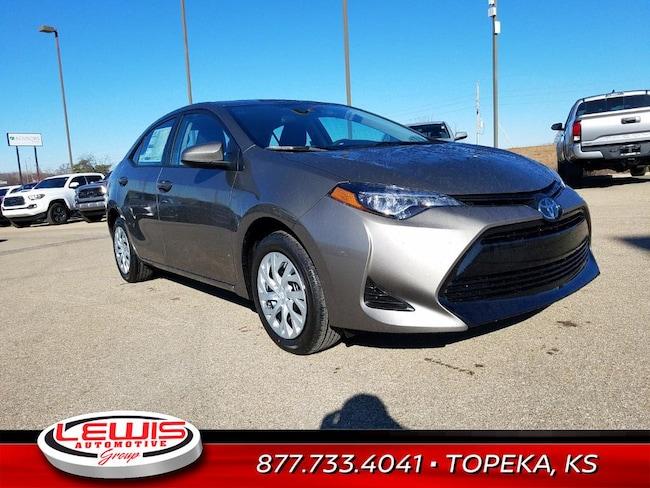 New 2019 Toyota Corolla Sedan | Hays, Dodge City & Garden City
