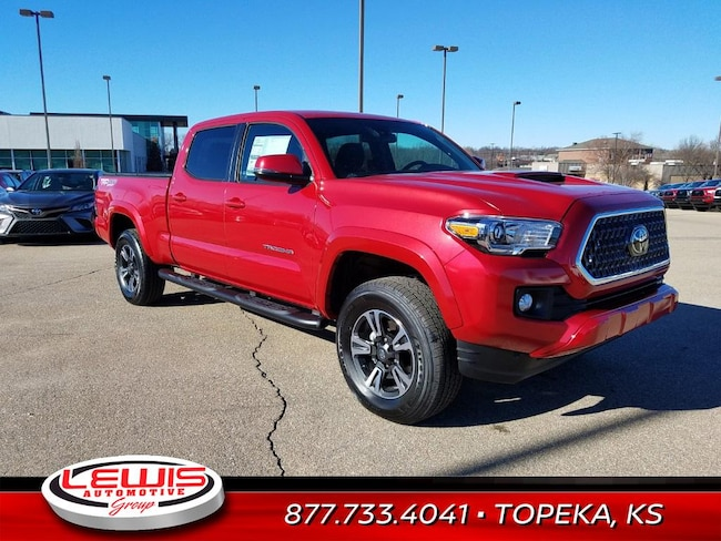 New Toyota Tacoma 2019 Specs And Review Car Concept