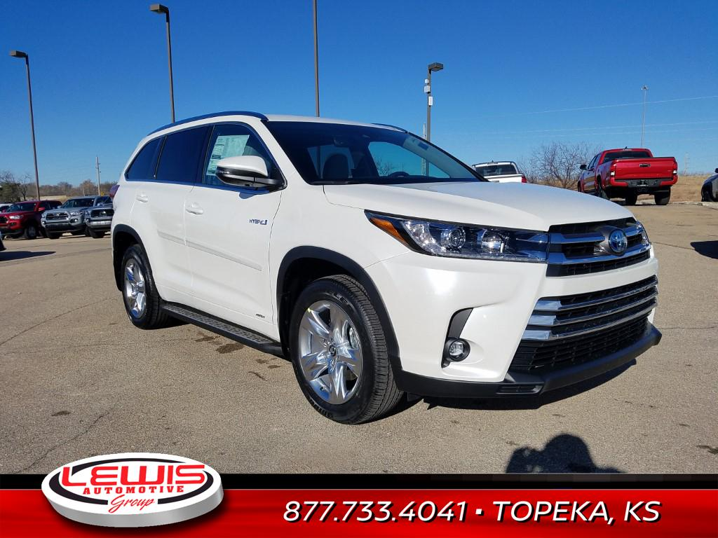2019 toyota highlander hybrid for sale in hays dodge city garden city liberal topeka ks. Black Bedroom Furniture Sets. Home Design Ideas