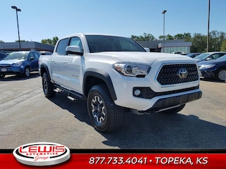 New 2018 Toyota Tacoma TRD Off Road V6 Truck Double Cab