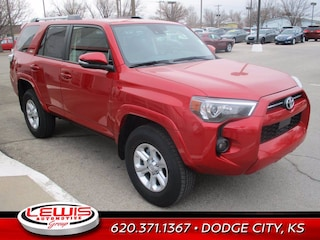 New 2021 Toyota 4Runner SR5 Premium SUV for sale in Dodge City, KS