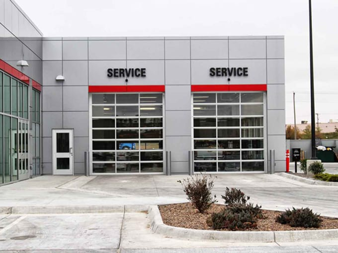 Keep Your Toyota Model Looking and Feeling Good as New with Lewis Toyota of Garden City's Service Center