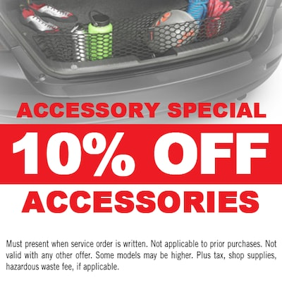 Accessory Clearance Sale
