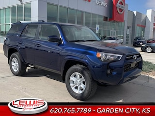 New 2021 Toyota 4Runner SR5 SUV for sale in Dodge City, KS
