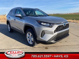 New 2021 Toyota RAV4 Hybrid LE SUV for sale in Dodge City, KS