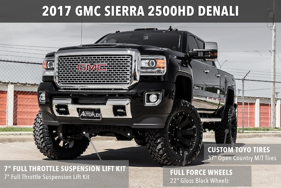 Lifted Gmc Sierra >> Custom Lifted Gmc Sierra Sierra Denali Trucks For Sale