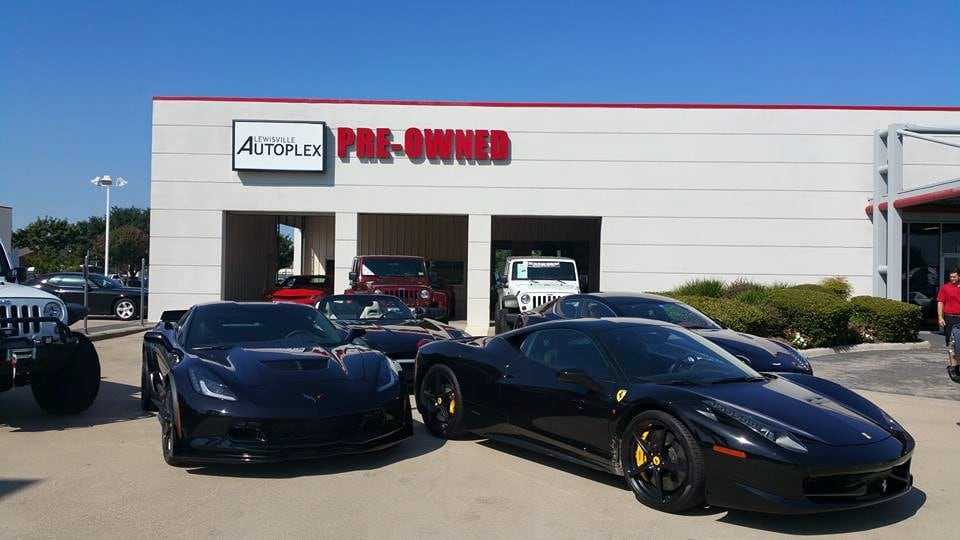 Used Exotic Car Dealership In Dallas Tx Lewisville Autoplex