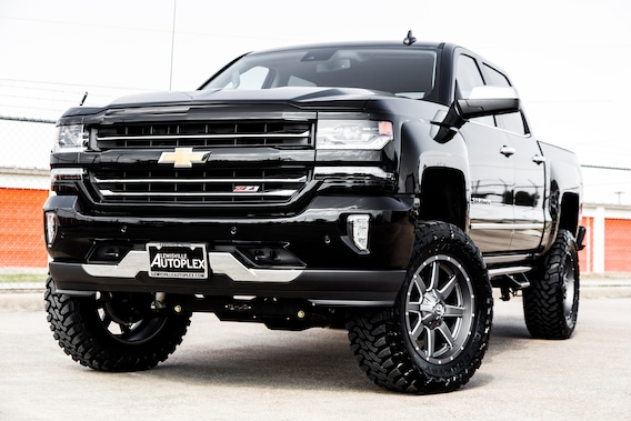 Cost To Lift A Truck >> Lewisville Autoplex Custom Lifted Trucks View Completed