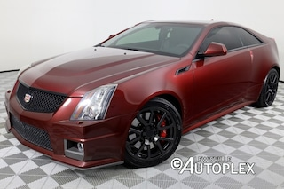 Used 2014 CADILLAC CTS-V Coupe Coupe near Fort Worth