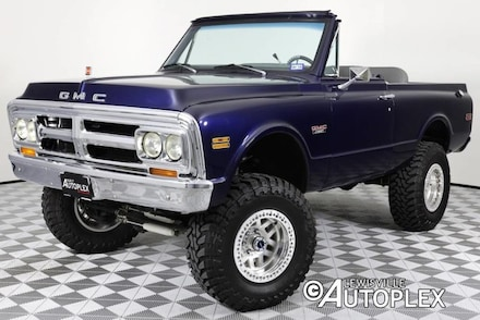 1972 GMC Jimmy Pickup Truck