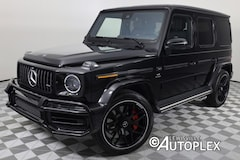 Used 2021 Mercedes-Benz G-Class AMG G 63 SUV For Sale in Fort Worth