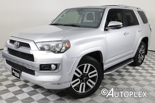 Used 2018 Toyota 4Runner Limited SUV near Fort Worth
