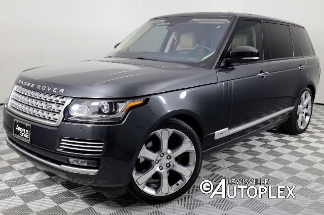 Used Land Rover Range Rover Lewisville Tx