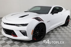 Used 2017 Chevrolet Camaro 2SS Coupe in Fort Worth
