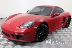 Used 2018 Porsche 718 Cayman Coupe For Sale in Fort Worth