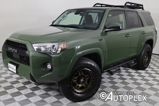 Used 2021 Toyota 4Runner Trail Special Edition SUV near Fort Worth