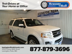 2017 Ford Expedition Limited Limited 4x2