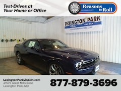 Used 2017 Dodge Challenger R/T Plus Coupe