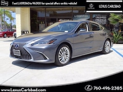 New 2020 LEXUS ES 300h Luxury Sedan in Carlsbad CA