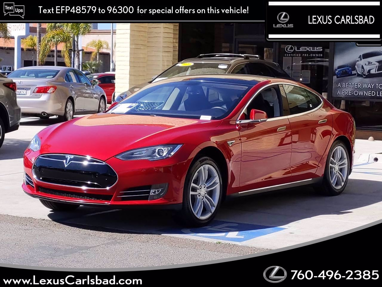Used Tesla Model S Carlsbad Ca