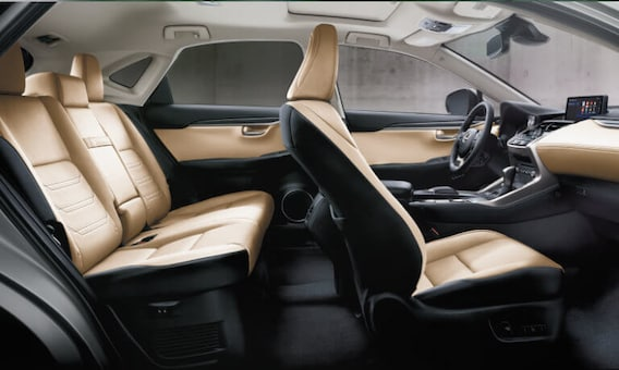 2021 Lexus Nx 300h Review Compact Luxury Crossover