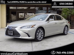 New 2020 LEXUS ES 300h Sedan in Carlsbad CA