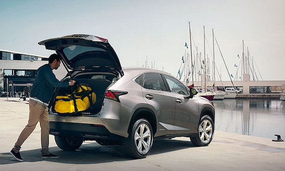 2020 Lexus Nx 300h Specs Safety Cargo Space Towing Capacity