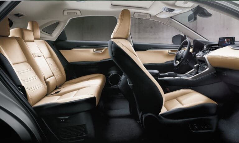 Lexus Nx Interior >> 2019 Lexus Nx Vs 2019 Lexus Rx What S The Difference