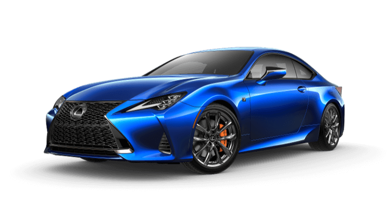 2021 Lexus RC 300 F Sport - Ultrasonic Blue