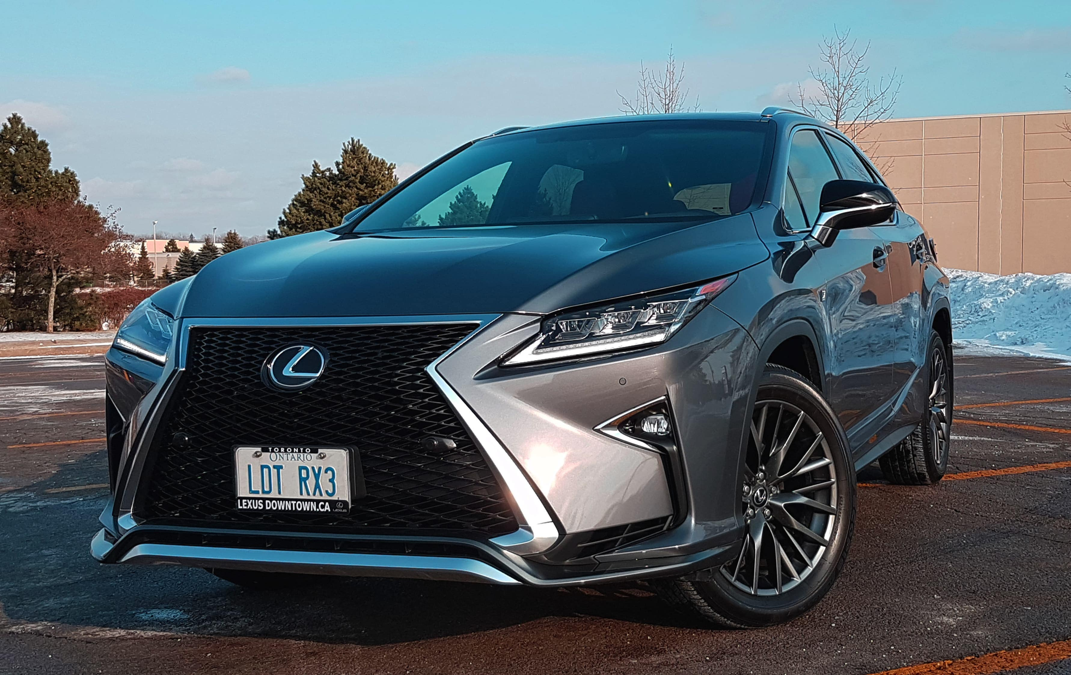 performance automobiles is lexus f refined gs