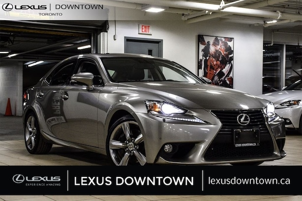 2014 LEXUS IS 350 NAVI | CAMERA | CLEAN HISTORY Sedan