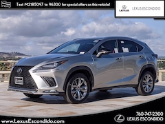 New 2021 LEXUS NX 300 F SPORT SUV for Sale in Greater Escondido CA