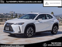 New 2021 LEXUS UX 250h AWD SUV for Sale in Greater Escondido CA