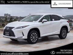 New 2021 LEXUS RX 350 AWD SUV for Sale in Greater Escondido CA