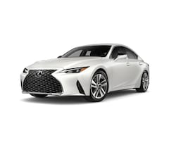 New 2021 LEXUS IS 300 Sedan in Carlsbad CA