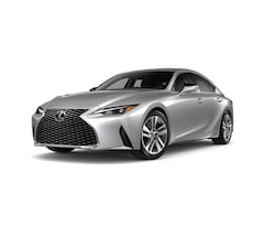 New 2021 LEXUS IS 300 Sedan for Sale in Greater Escondido CA