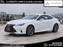 New 2021 LEXUS RC 350 F SPORT AWD Coupe for Sale in Greater Escondido CA