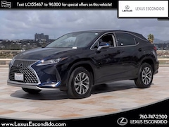Pre-Owned 2020 LEXUS RX 350 SUV for Sale in Greater Escondido CA