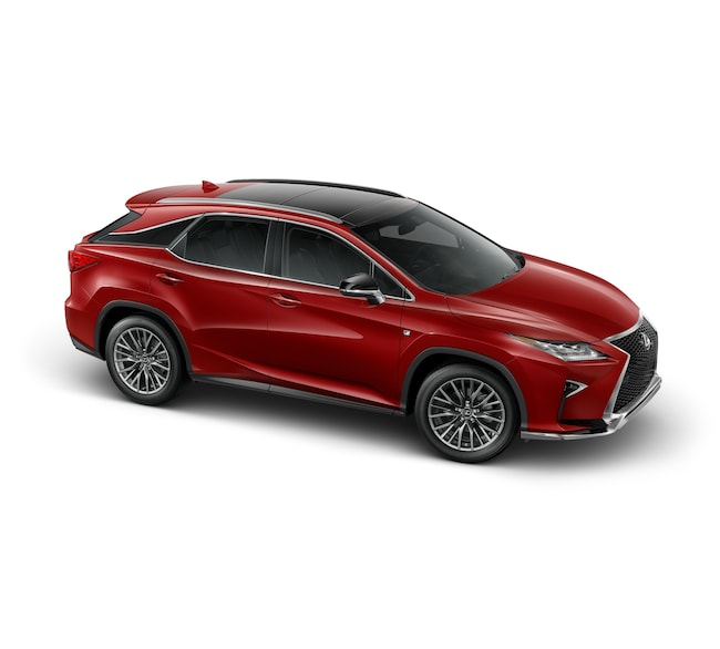 New 2019 LEXUS RX 350 F Sport For Sale At Lexus Of Mt